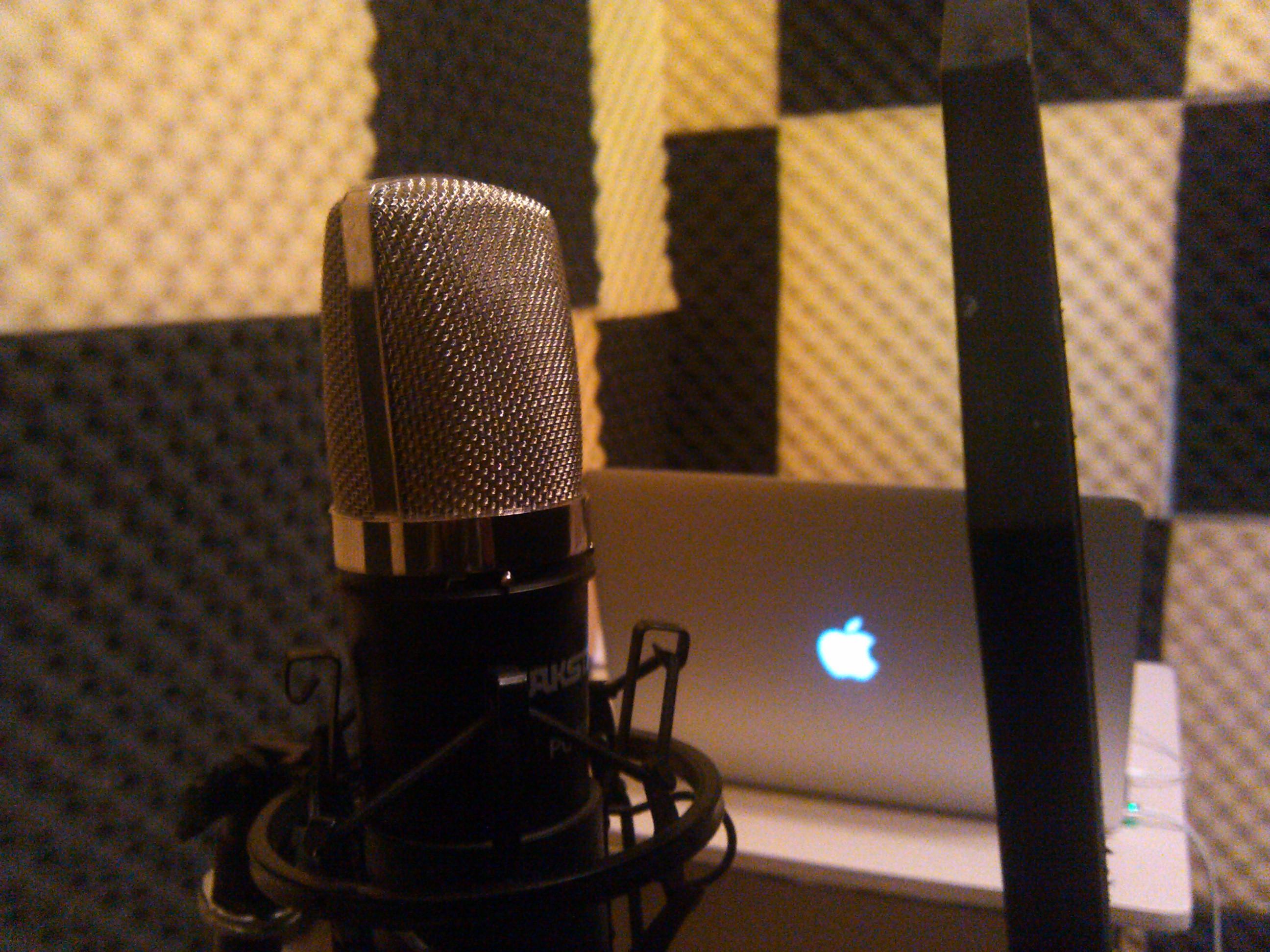 西木录音室