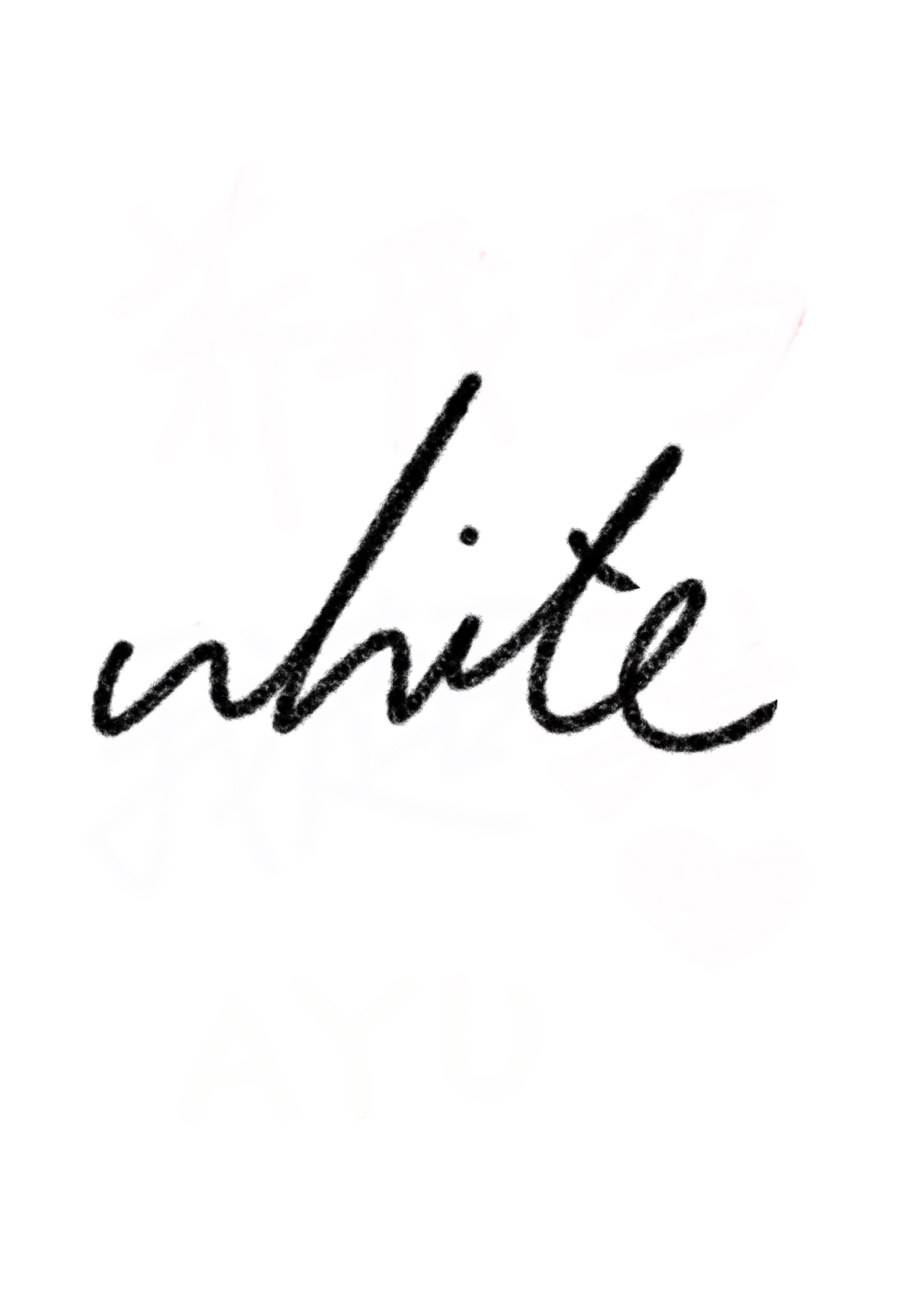 White怀特同学